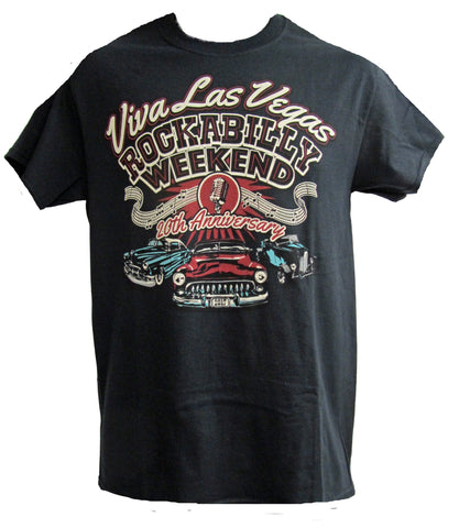 VLV 20th Anniversary T-Shirt