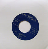 "Little Ike ""Am I Losing You"" / ""She Can Rock""- 45 RPM Record Re-Issue"