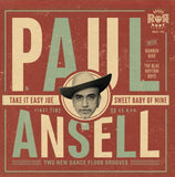 Paul Ansel 45 RPM with Picture Sleeve