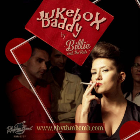 "Billie and the Kids- ""Jukebox Daddy"""