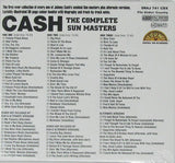 Johnny Cash- The Complete Sun Masters- 3 CD Set