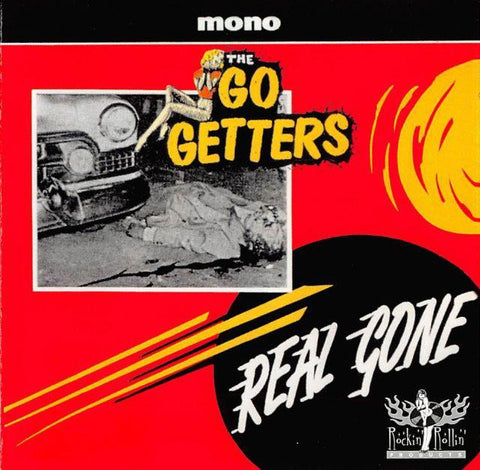 The Go Getters- Real Gone CD