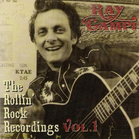 Ray Campi- The Rollin' Rock Recordings CD