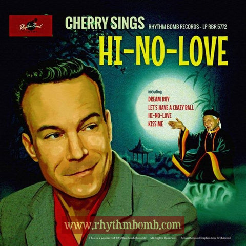 CHERRY CASINO & THE GAMBLERS-  HI-NO-LOVE