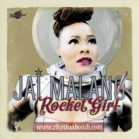 Jai Malano- Rocket Girl CD