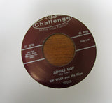 "Kip Tyler ""JUNGLE HOP"" / ""OOH YEAH BABY""- 45 RPM RECORD RE-ISSUE"