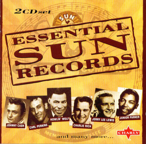 Essential Sun Records- 2 CD set
