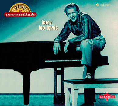 Jerry Lee Lewis- Sun Essentials 4 CD set