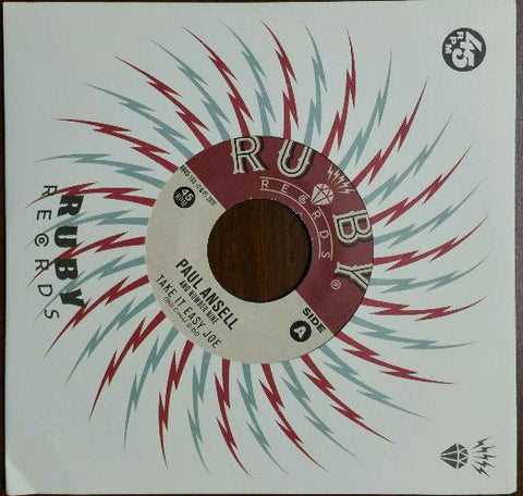 Paul Ansell 45 RPM