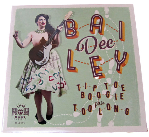 Bailey Dee 45 with Picture Sleeve