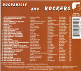 Rockabilly and Rockers CD