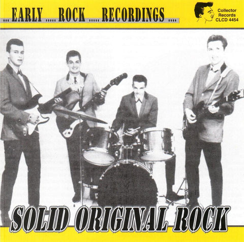 Solid Original Rock