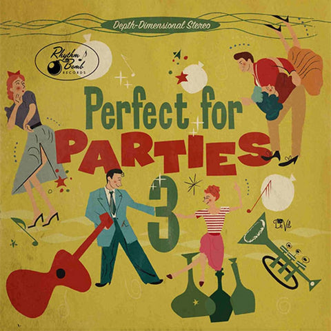 Perfect for Parties 3- CD