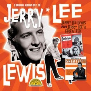 Jerry Lee Lewis & Jerry Lee's Greatest Hits set