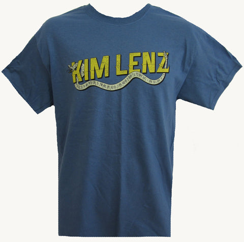 Kim Lenz Snake T-Shirt- Men's