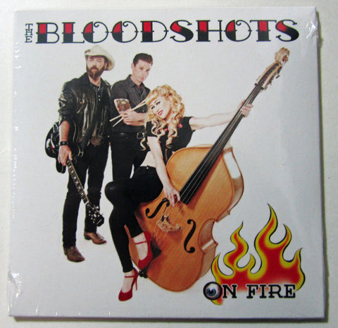 "Little Lesley & The Bloodshots - ""On Fire"" LP"
