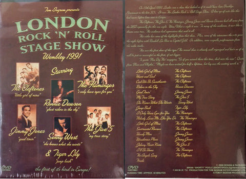 London Rock 'N' Roll Stage Show- Wembley 1991