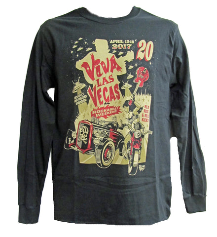 VLV 20 Men's Main Design - Long Sleeve