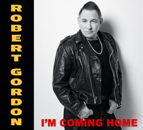 Robert Gordon- I'm Coming Home- Red Vinyl
