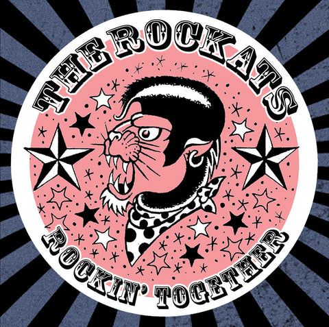 "ROCKATS- ""ROCKING TOGETHER"" CD"