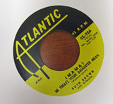 "Ruth Brown ""I WANT TO DO MORE"" / ""MAMA HE TREATS YOUR DAUGHTER MEAN""- 45 RPM RECORD RE-ISSUE"