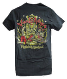 VLV 20 Men's Tiki Guitar T-shirt- Double Side