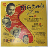 Big Sandy 45 with Picture Sleeve