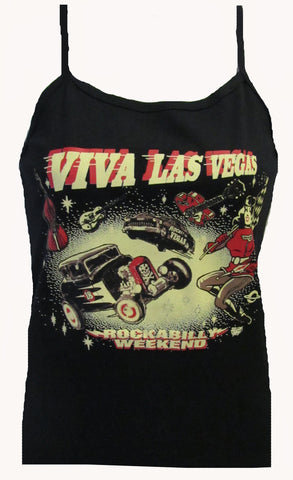 VLV 18 Women's Tank Top- Main Design