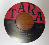 "Moonlighters ""ROCK A BAYOU"" / ""RAYVON DARNELL""- 45 RPM RECORD RE-ISSUE"