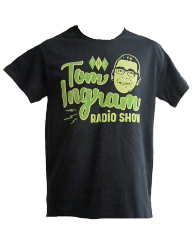 The Tom Ingram Radio Show T-Shirt - Men's