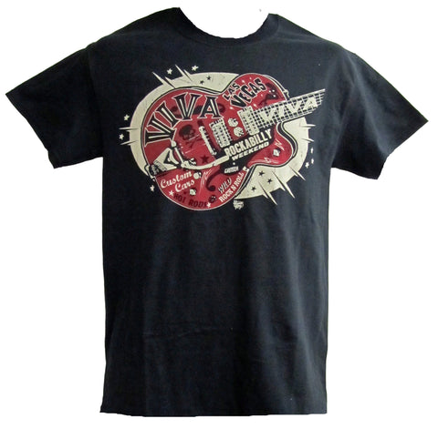 VLV 20 Men's Guitar T-Shirt