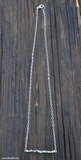 SOLD OUT! Simple Beauty Bead & Chain Minimalist Necklace Kit - Silver Plated
