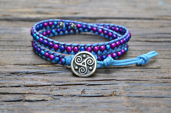 Magical Miracle Bead Wrap Bracelet Kit (Single or Double Wrap)