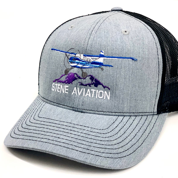 Stene Aviation 185 Hat