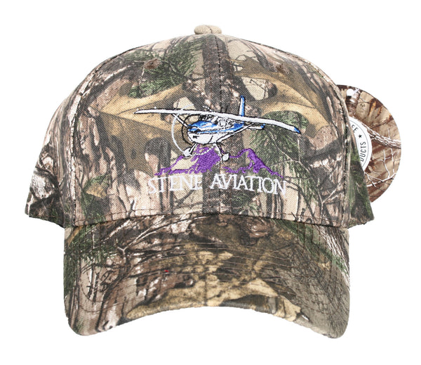 Stene Aviation 185 RealTree Hat
