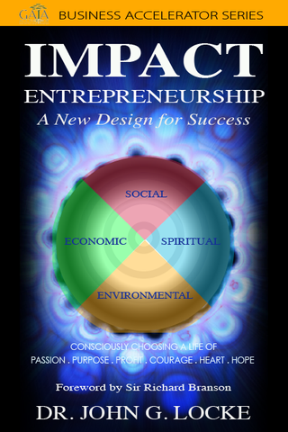 [Book Pre-Order] Impact Entrepreneurship - A New Design For Success