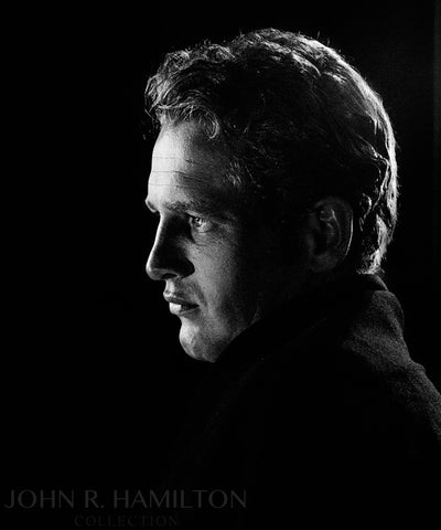 Paul Newman profile, 1958