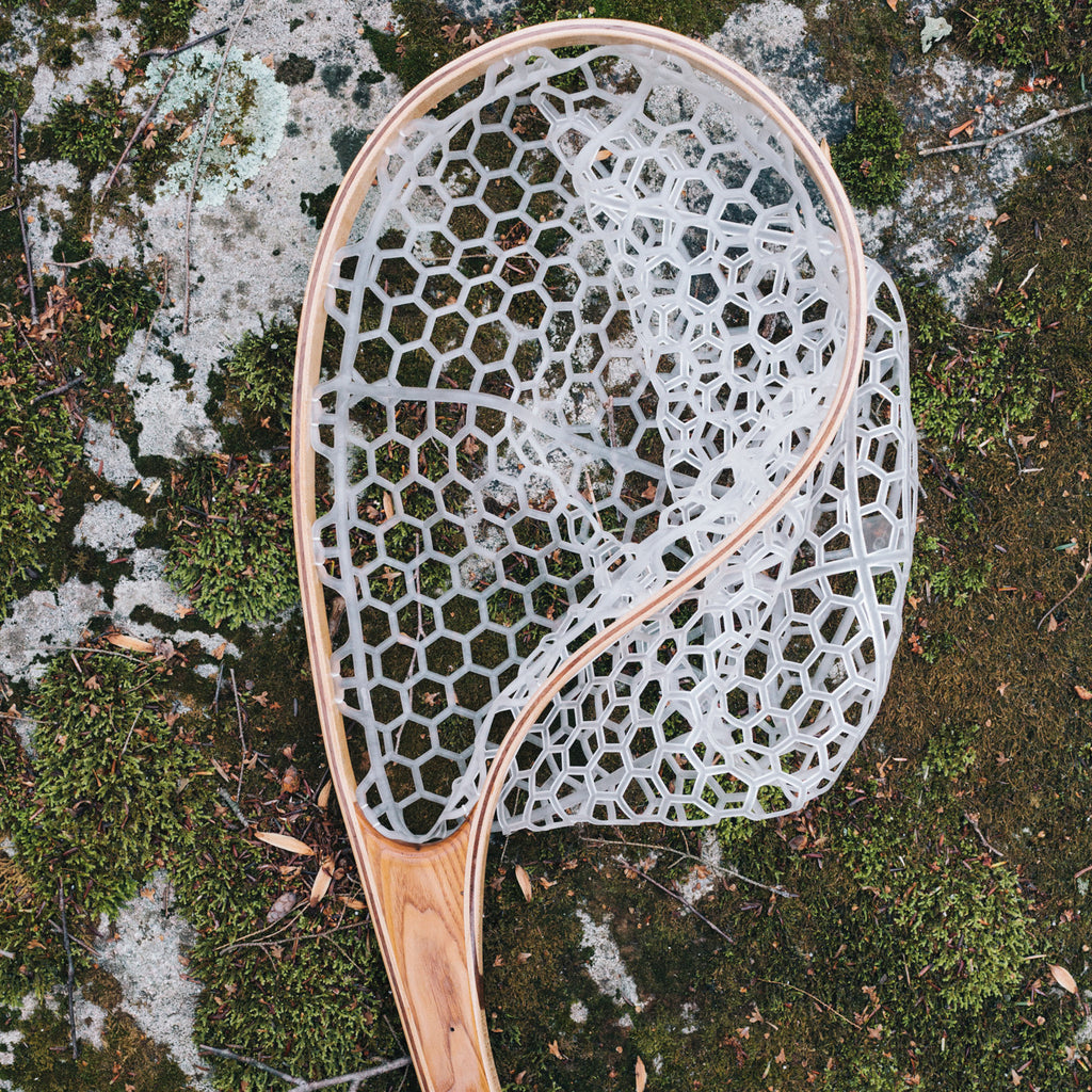 Curved-Handle Net