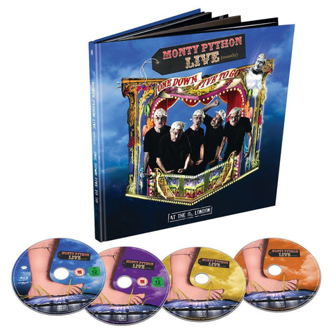 Monty Python Live (mostly) - One Down Five To Go (Deluxe Edition)