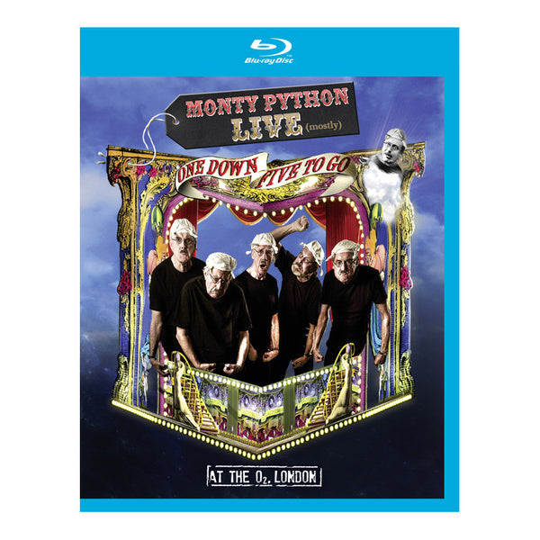 Monty Python Live (Mostly): One Down Five to Go Blu-ray