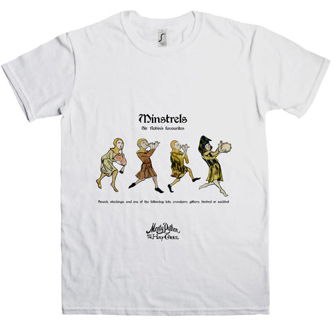 Holy Grail Minstrels T-Shirt