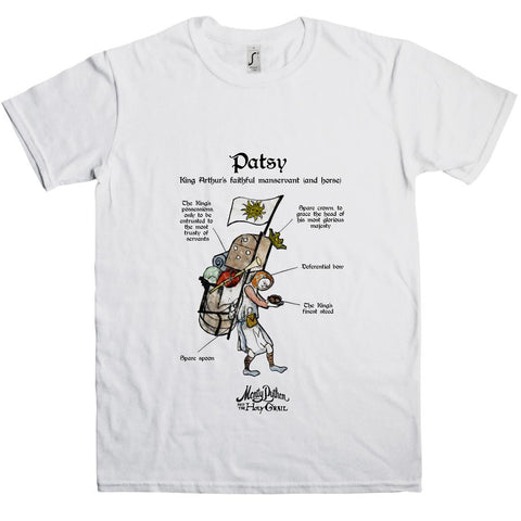 Holy Grail Patsy T-Shirt