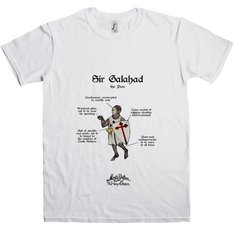 Holy Grail Sir Galahad T-Shirt