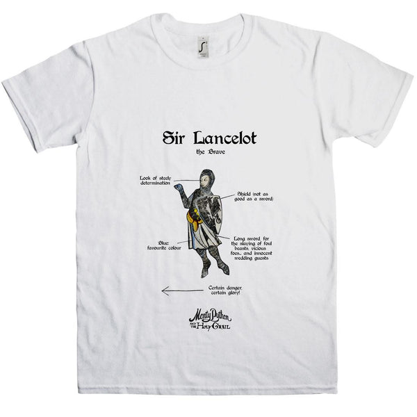 Holy Grail Sir Lancelot T-Shirt