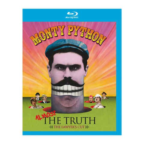 Almost The Truth: The Lawyer's Cut Blu-ray