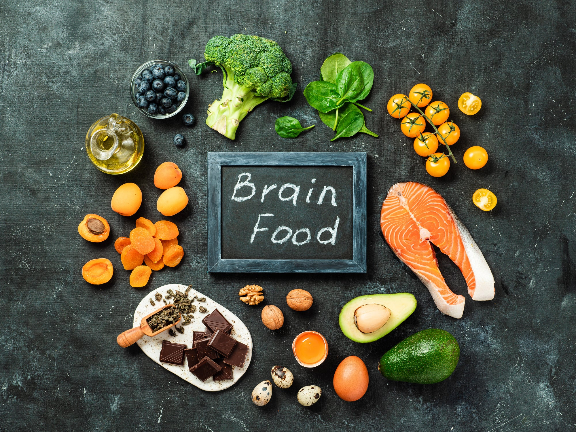 5 Best Brain Foods For Memory