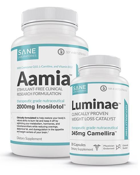 aamia and luminae