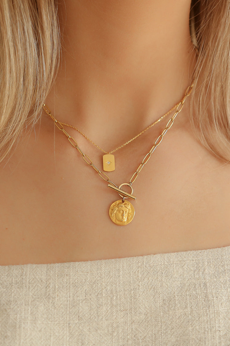 hayley necklace