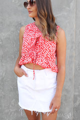 rush out tie crop