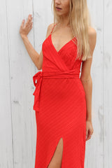 rory dress in red